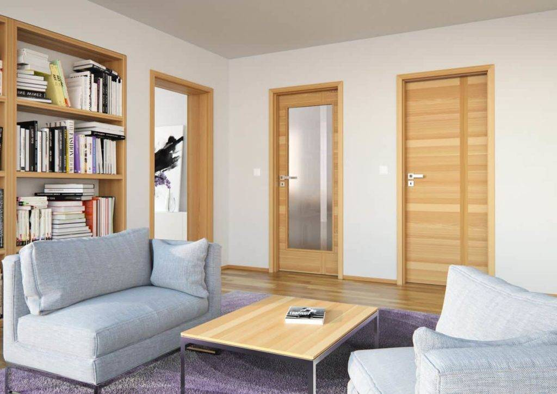 interierove dvere sapeli dub dyha prosklene akord