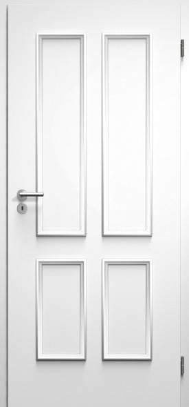Interierove dvere sapeli bergamo 2