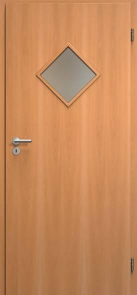 Interierove dvere sapeli domino 4