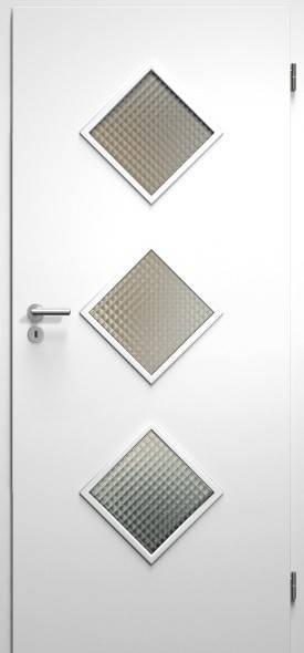 Interierove dvere sapeli domino 5