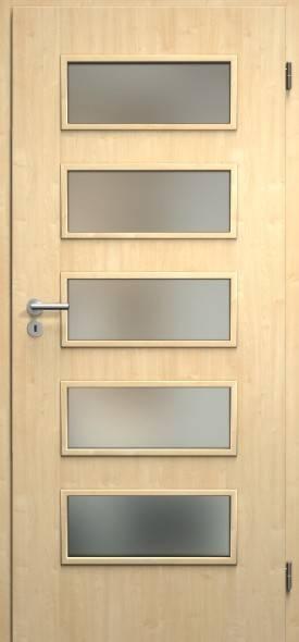 Interierove dvere sapeli swing 3