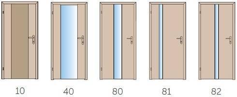 dvere harmonie 1