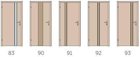 dvere harmonie 2