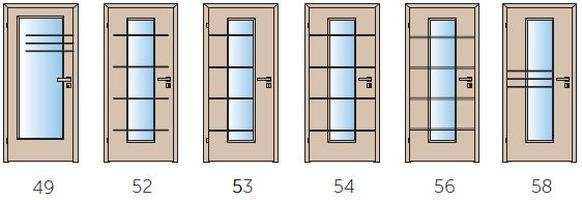 dvere lotos 3