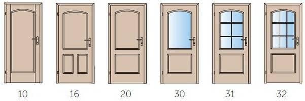 dvere venecia 1