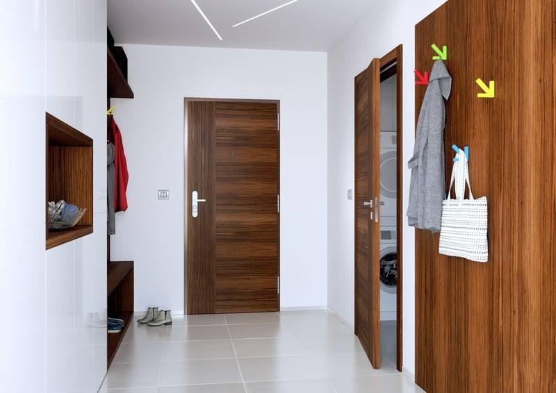 interierove dvere sapeli 70