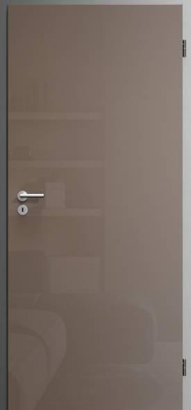 interierove dvere sapeli vysoky lesk cappuchino