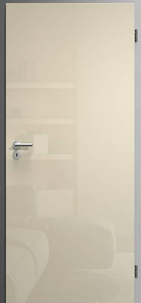 interierove dvere sapeli vysoky lesk vanilka