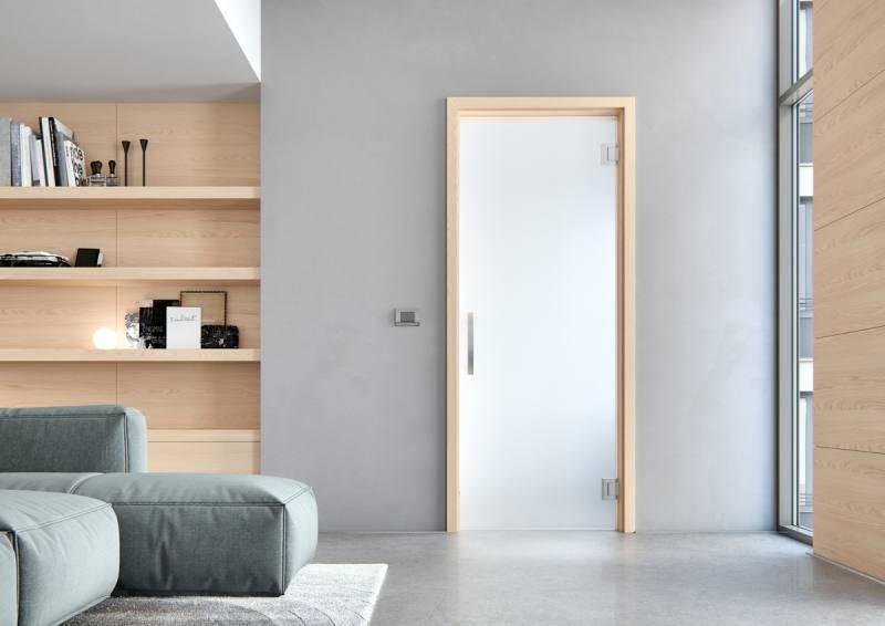 kyvne celosklenene dvere sapeli sapglass