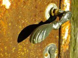 dvere klika