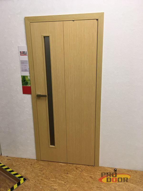 skladací dveře compack