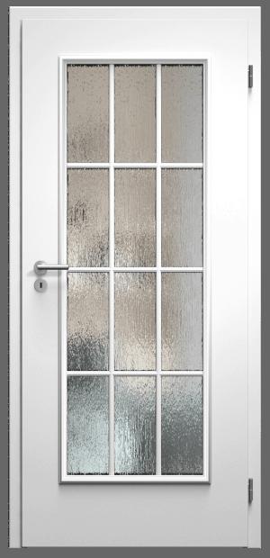 dveře sapeli bergamo skla