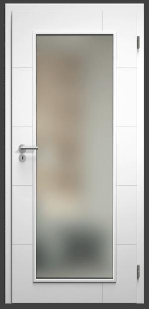 dveře sapeli rede skla