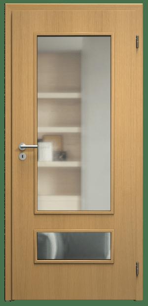 dveře sapeli swing skla