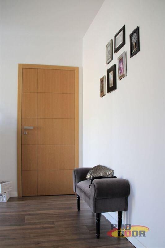 interiérové dýhované dveře a obložkévé zárubně sapeli teplice