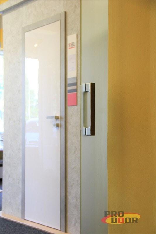 interiérové dveře a zárubně beton teplice