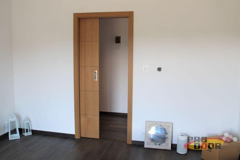 posuvné dýhované dveře sapeli rede teplice