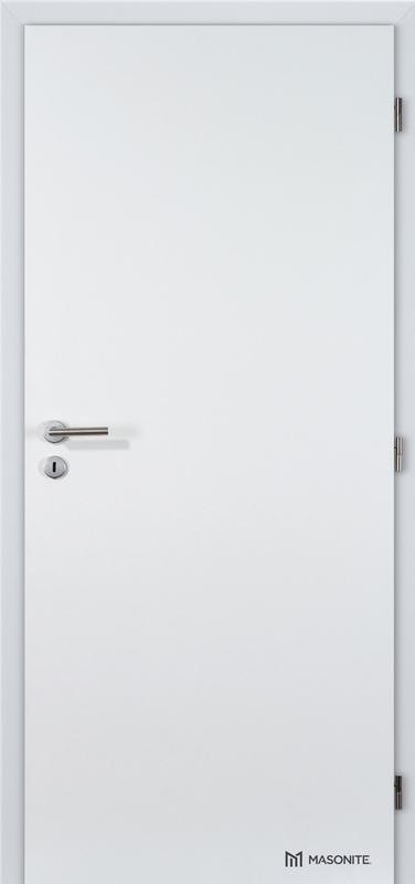 protipožární dveře bílé