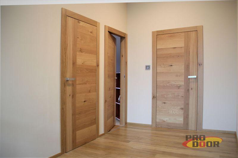 reverzní interiérové dveře sapeli