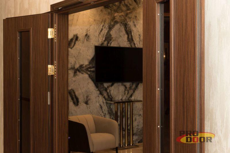 dýhované interiérové dveře a zárubně sapeli hotel ulrika karlovy vary