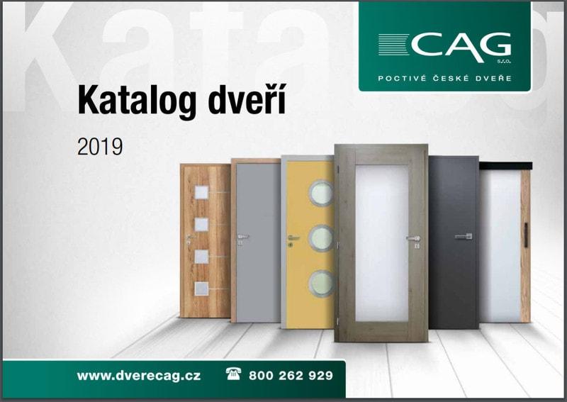 Katalog dveří CAG
