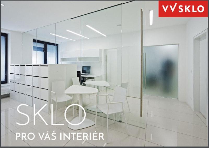 Katalog skleněných dveří a skleněných stěn VV Sklo