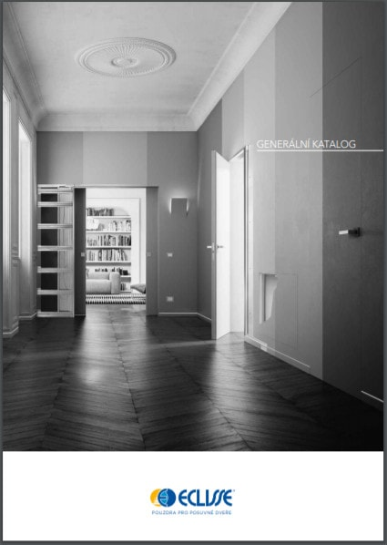 Katalog stavebních pouzder Eclisse