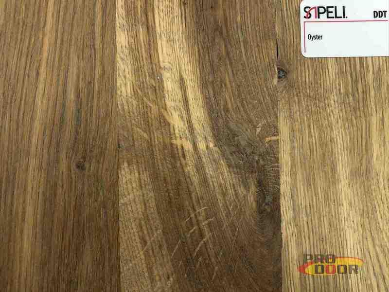 dýha dub trámový dveře sapeli