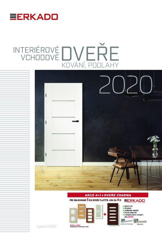 ERKADO dveře a zárubně katalog pdf