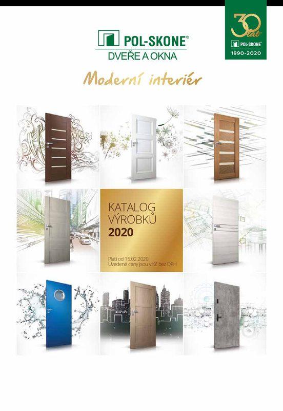 Katalog Polskone dveře a zárubně Express pdf