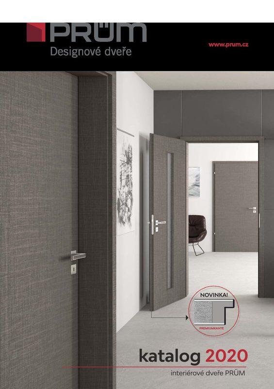 Katalog dveře a zárubně PRUM pdf