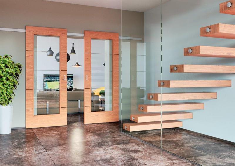 Prosklene interierove dvere Sapeli note dyha tresen americka otocne.jpg
