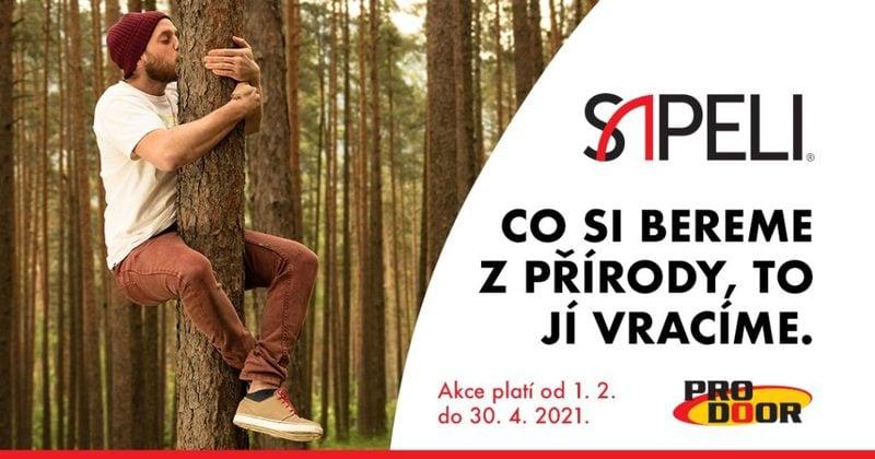 Akce Sapeli vysadba stromu