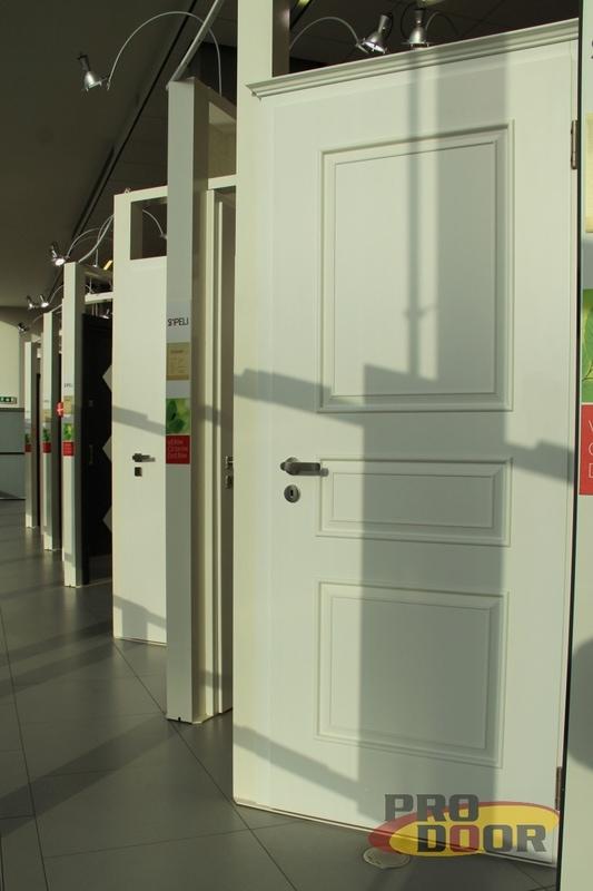 Dvere Bergamo lakovane